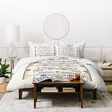 Deny Designs Holli Zollinger Taos Queen Duvet Set