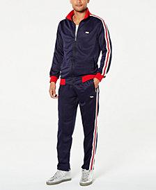 Reason Track Jacket & Track Pants