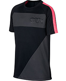 Nike Big Boys Dry CR7 Academy T-Shirt