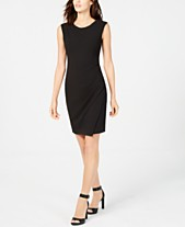 6c8392d2b27e Calvin Klein Petite Dresses for Women - Macy s