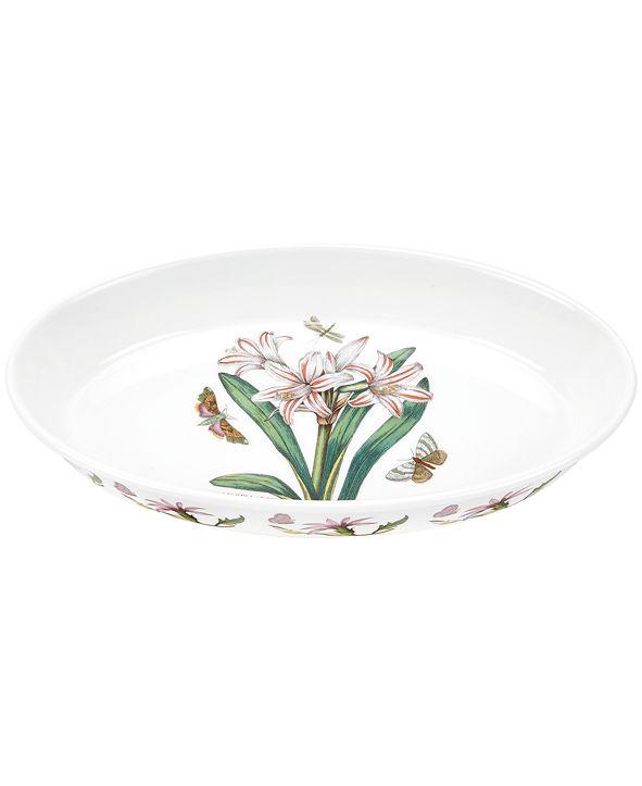 Portmeirion Bakeware, Botanic Garden Oval Baking Dish