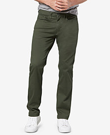 Dockers Men's Jean Cut Straight-Fit All Seasons Tech Khaki Pants