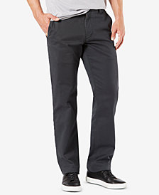 Dockers Men's Straight Fit Khaki Tech Pants