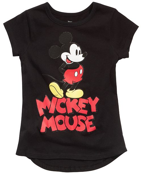 a91343f20 Disney Little Girls Mickey Mouse T-Shirt   Reviews - Shirts   Tees ...