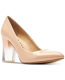 Katy Perry The A.W. Ombré-Lucite Pumps