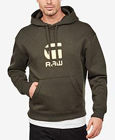 G-Star RAW Men's Logo Hoodie