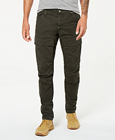 G-Star RAW Mens Air Defense Cargo Pants, Created for Macy's