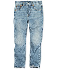Levi's® Big Girls 501 Skinny Jeans