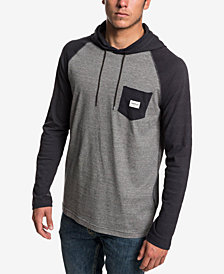 Quiksilver Men's Michi Hood Long Sleeve T-shirt