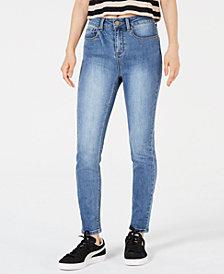 Indigo Rein Juniors' High-Waisted Jeggings, Created for Macy's