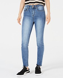 1bdbcb9c598 Indigo Rein Juniors  High-Waisted Jeggings