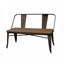 Elegant seating Bench