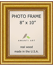 """Townhouse Gold 8"""" X 10"""" Opening Wall Picture Photo Frame"""
