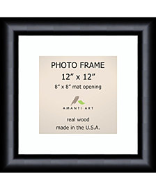 Amanti Art Romano Silver 11X14 Matted To 8X10 Opening Wall Picture Photo Frame