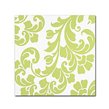 Color Bakery 'Calyx Damask' Canvas Art