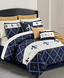 Taliyah 14-Pc. Queen Comforter Set, Created for Macy's