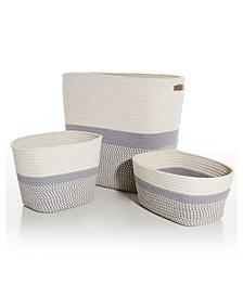 LaMont Home Callie 3-Piece Basket Set