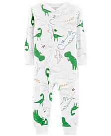 Carter's Baby Boys Dinosaur Cotton Pajama