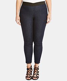 Karen Kane Plus Size Ankle Jeggings