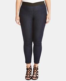 Karen Kane Plus Size Ankle Jeggings