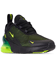 Nike Little Boys' Air Max 270 Casual Sneakers from Finish Line