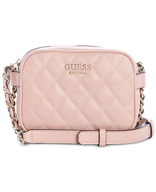 b56d2563f255 GUESS Sweet Candy Crossbody - Handbags   Accessories - Macy s