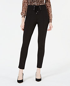XOXO Juniors' Corset High-Rise Skinny Pants