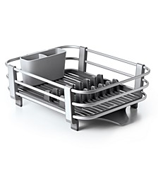 Aluminum Frame Dish Rack