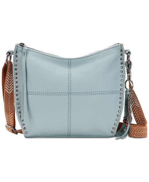 e78b362ef799 The Sak Silverlake City Leather Crossbody