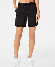 Ideology Woven Shorts, Created for Macy's