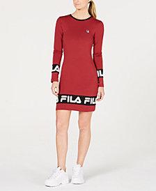 Fila Logo Bodycon Dress