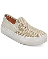 893c34fd530 STEVEN by Steve Madden Women s Gaige Woven Sneakers