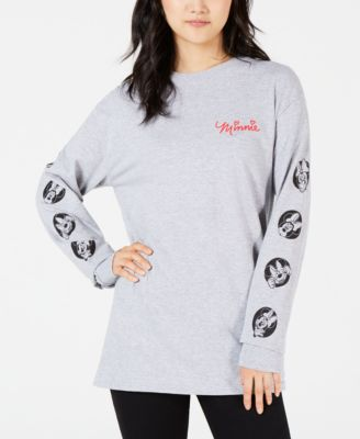 Long Sleeve Graphic Tees for Juniors
