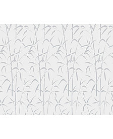 Bamboo Window Film Set Of 2