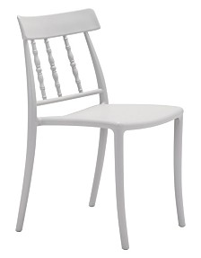 Rift Dining Chair Gray (Set of 2)