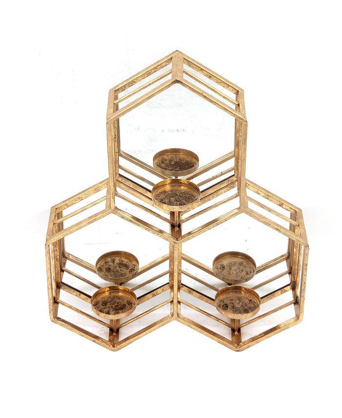 Zuo - Vigo Mirror Gold