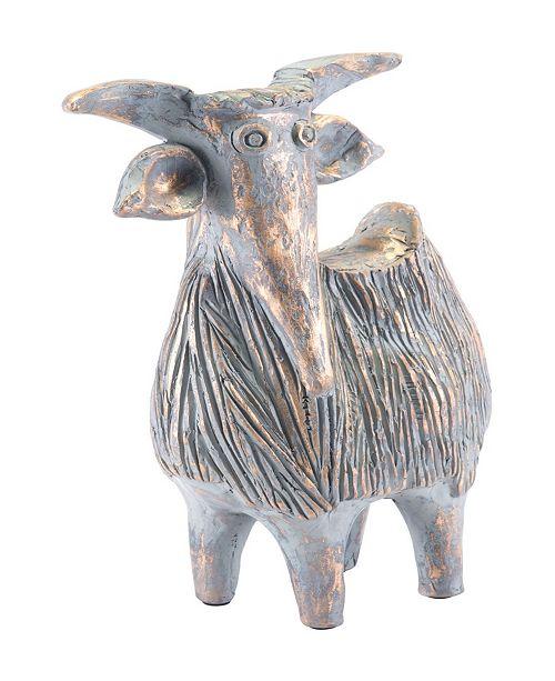 Zuo Cabra Small Figurine