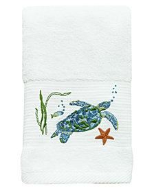 Sea Life Serenade - Hand Towel