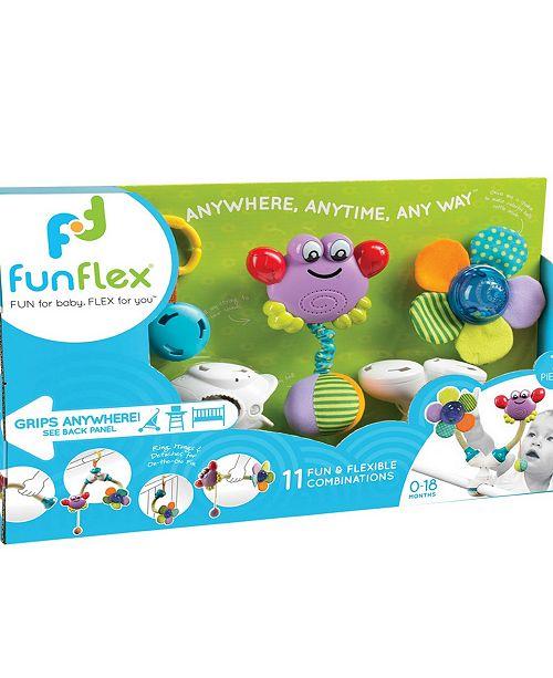 Fun Flex Best Award Winning 3 In 1 Interchangeable Infant Baby