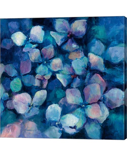 Metaverse Midnight Blue H by Marilyn Hageman