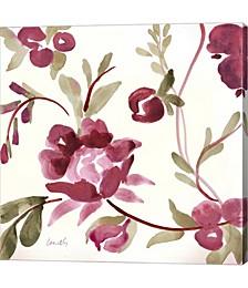 French Floral i by Lanie Loreth