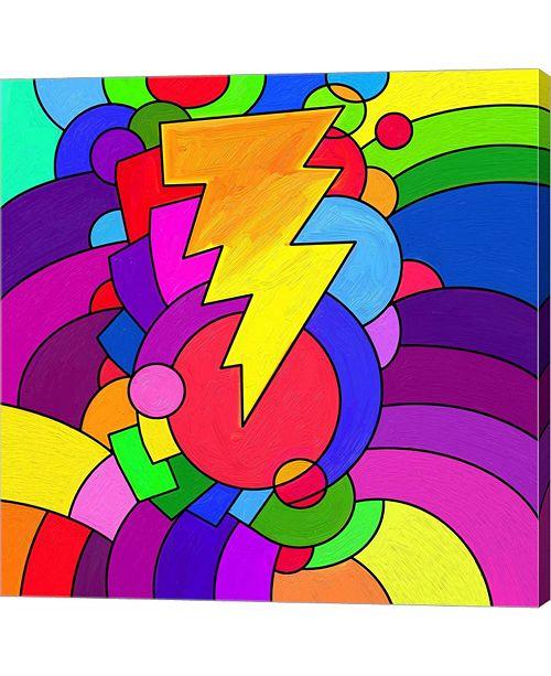 Metaverse Pop Art Lighten by Howie Green