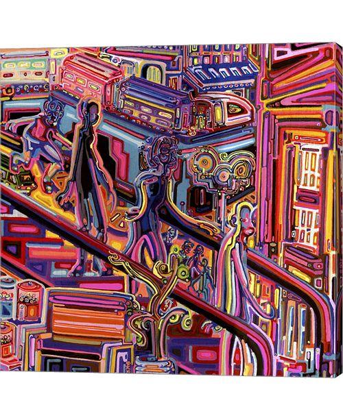 Metaverse Escalator by Josh Byer