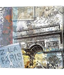 Paris Arc by Andrew Mellen