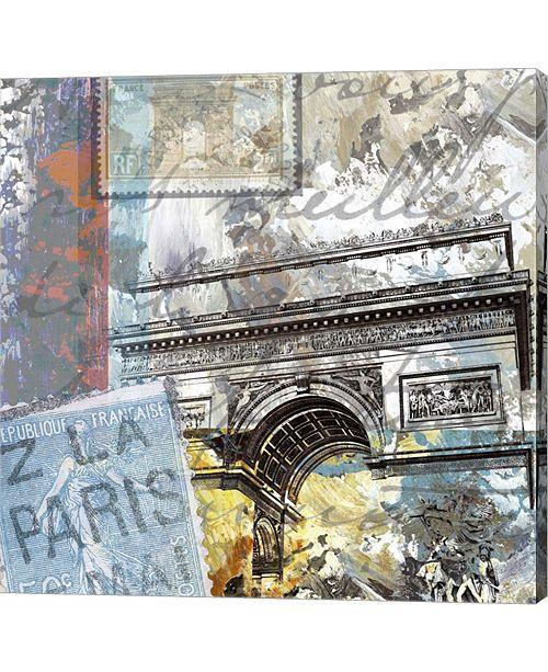 Metaverse Paris Arc by Andrew Mellen