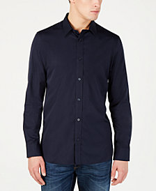 Calvin Klein Men's Classic-Fit Shirt