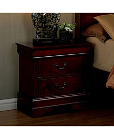 Contemporary Style Night Stand