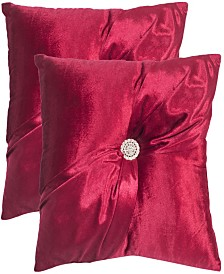"Posh 16"" x 16"" Pillow"