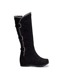 Fortune Triple Buckle Boot