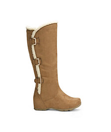 Wanted Fortune Triple Buckle Boot